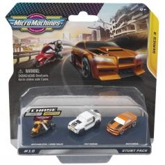 micro machine - blister 3 veicoli
