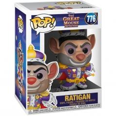 disney: great mouse detective - ratigan - funko pop 776