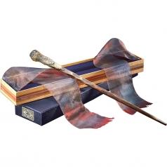 harry potter - bacchetta magica di ron wesley - ollivander's deluxe