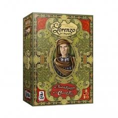 lorenzo il magnifico - nuova edizione con espansioni incluse