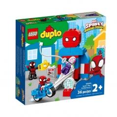 10940 - il quartier generale di spider-man