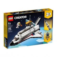 31117 - avventura dello space shuttle