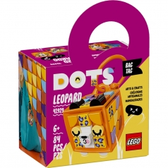 41929 - bag tag - leopardo