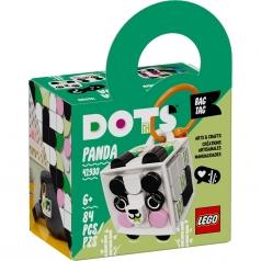41930 - bag tag - panda