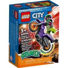 60296 - stunt bike da impennata