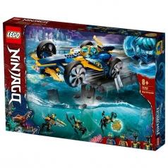71752 - bolide subacqueo dei ninja