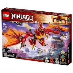 71753 - l'attacco del dragone del fuoco