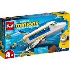 75547 - l'addestramento del minion pilota