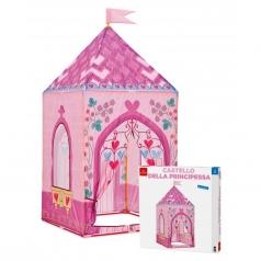 tenda castello della principessa