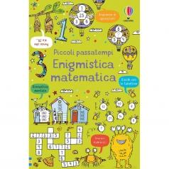 enigmistica matematica. piccoli passatempi