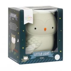 luce piccola led - gufo
