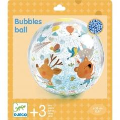 bubbles ball - palla gonfiabile con glitter - 35cm