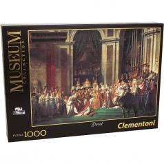 jaques-louis david: l'incoronazione di napoleone - puzzle 1000 pezzi