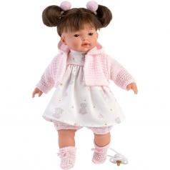 bambola vera llorona cm 33