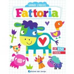 fattoria. grandi stickers