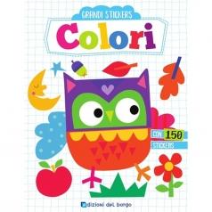 colori. grandi stickers