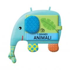 i grandi animali. primo activity book. ediz. a colori