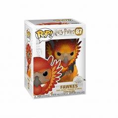 harry potter - fenice fanny - funko pop 87
