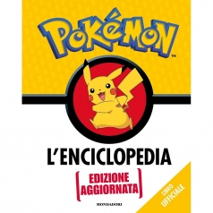 pokemon. l'enciclopedia. ediz. aggiornata