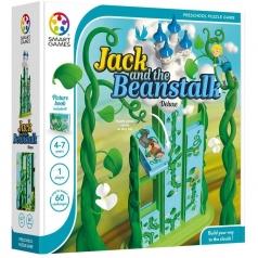 jack e il fagiolo magico - rompicapo con 60 sfide e libro illustrato