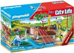 city life - parco giochi dei pirati
