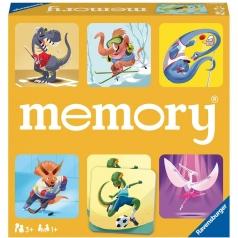 memory - sporty dinosaurs