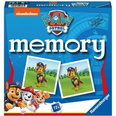 memory - paw patrol