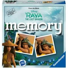 memory - raya disney