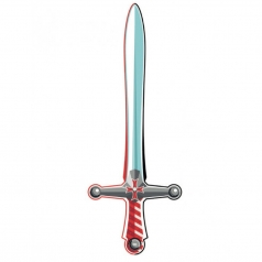 sword maltese cross