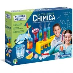 scienza e gioco - la mia prima chimica