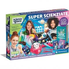 scienza e gioco - super scienzate