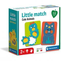 little match - piccoli animali