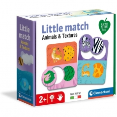 little match - animali e texture