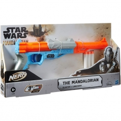 nerf the mandalorian - blaster