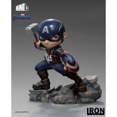captain america - marvel avengers - minico pvc figure 20cm
