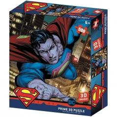 puzzle 3d 500 pezzi - dc comics - superman
