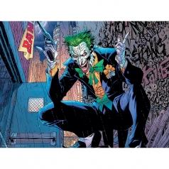 puzzle 3d 500 pezzi - dc comics - joker