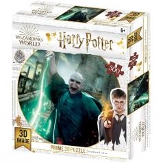 puzzle 3d 500 pezzi - harry potter - voldemort
