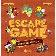 missione alveare. escape game