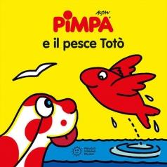 pimpa e il pesce toto