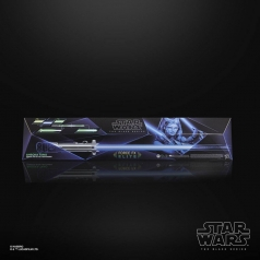 star wars - the black series - forse fx elite lightsaber - ansoka tano