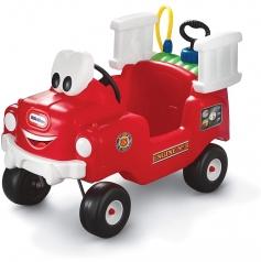 camion dei pompieri gioco cavalcabile