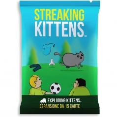 exploding kittens - streaking kittens espansione