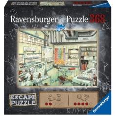 il laboratorio dell'alchimista - escape puzzle 368 pezzi