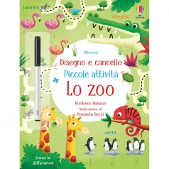 lo zoo. ediz. a colori. con gadget
