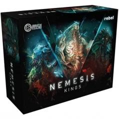 nemesis - alien kings