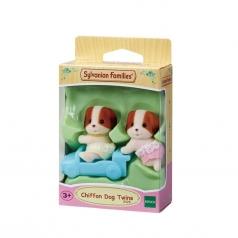 gemelli cane chiffon