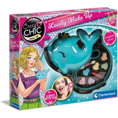 crazy chic - lovely make up delfino