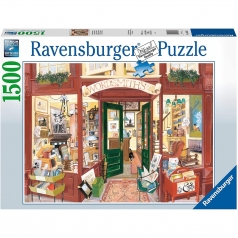 libreria di word smith - puzzle 1500 pezzi