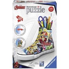 sneaker avengers - puzzle 3d